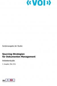 Sourcing-Strategien für Dokumenten Management