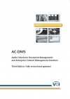 AC-DMS Audit Criteria for Document Management Solutions (engl.)